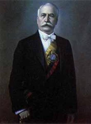 Presidente Pedro Nel Ospina Vasquez