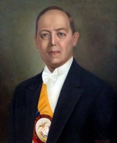 Presidente Enrique Olaya Herrera