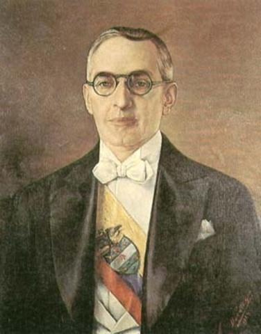 Presidente Alfonso López Pumarejo