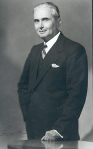 Presidente Mariano Ospina Pérez