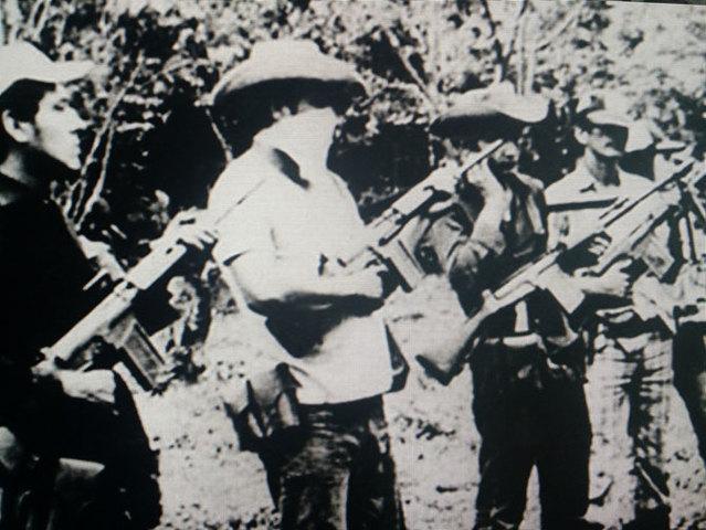 Surgimiento de las FARC