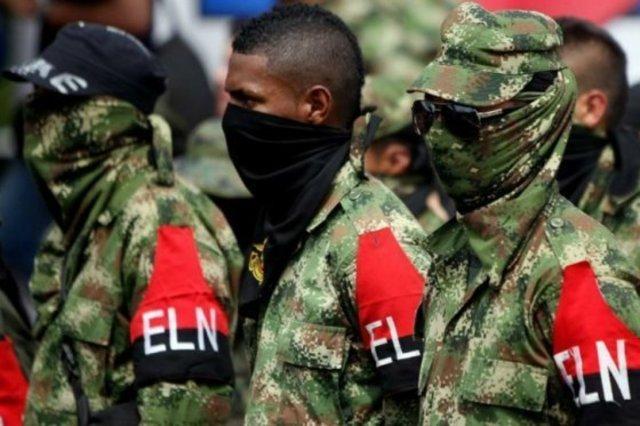 Se funda el grupo guerrillero ELN