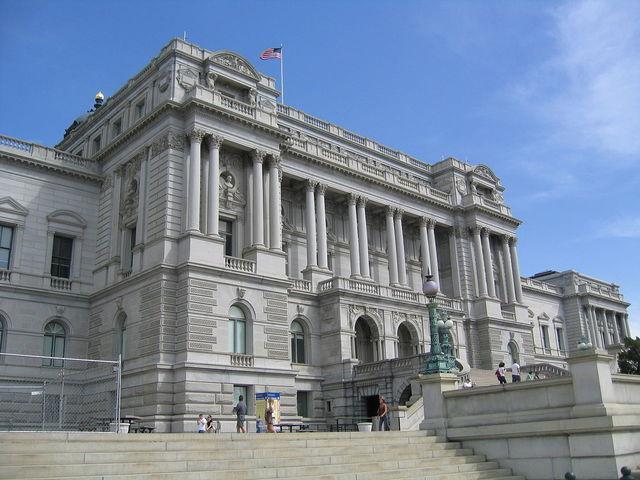 Biblioteca del Congreso, Washington