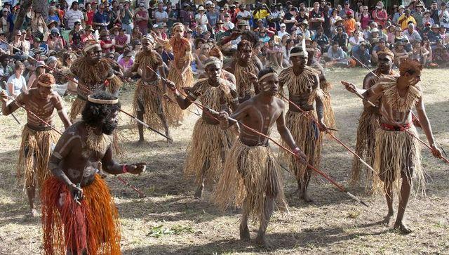 Aboriginal population around 1500