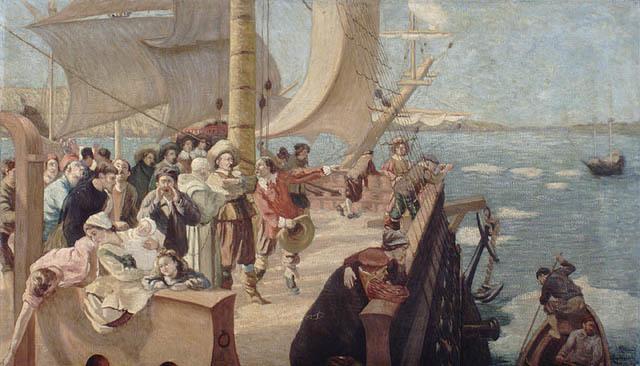 Samuel de Champlain founded Trois Rivieres