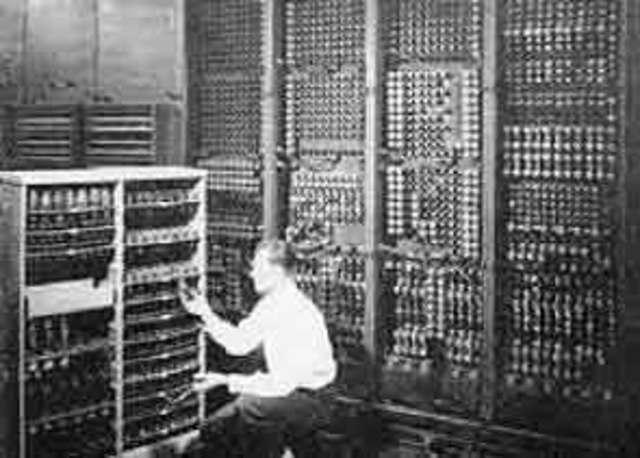 1ra Supercomputadora