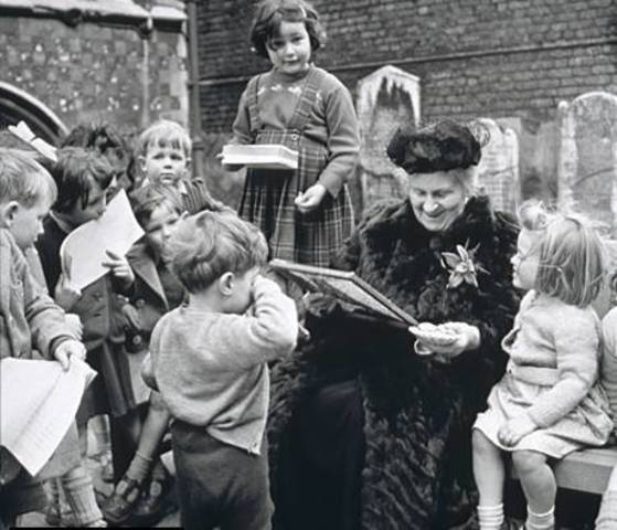 Concepto de niño en el siglo XX