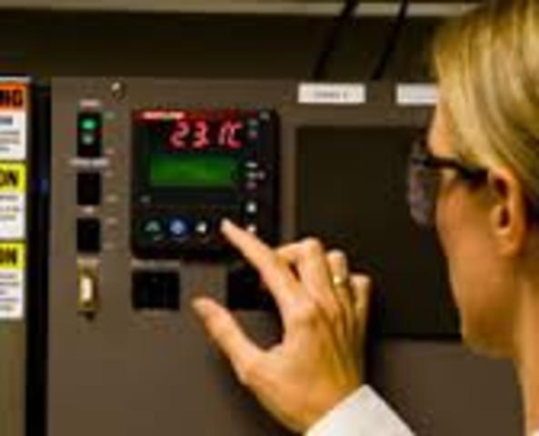 Controles de temperatura y humedad