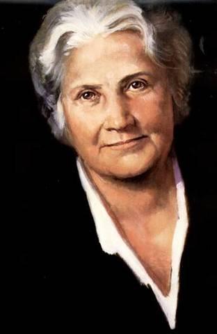 Maria Montessori (Peagogía cientifica) (Verídico)