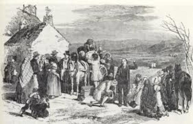 Cholera epidemics