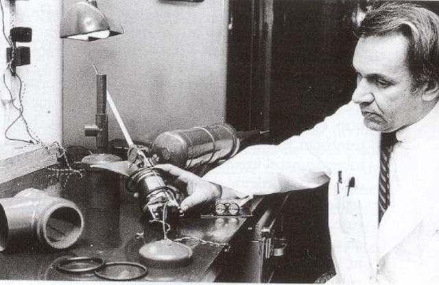 Invención del 1er marcapasos