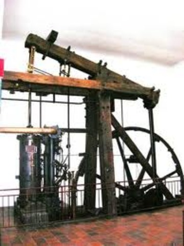The Steam Engine As a Power Source