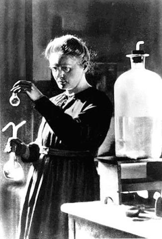 Discovery of radioactivity and polonium and radium