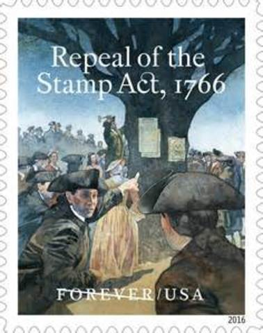 Stamp Act Repeal