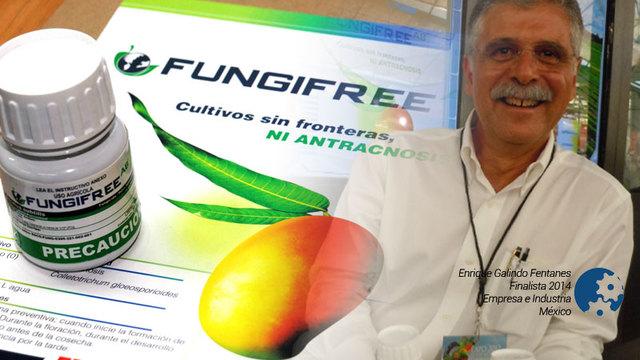 Premio Innovadores de América para el Fungifree
