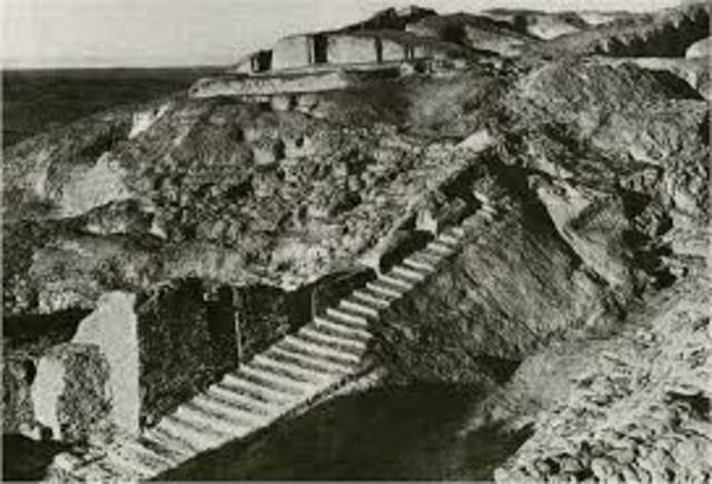 Construcción Anu Ziggurat