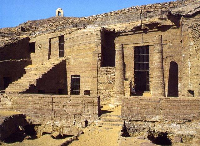 Reunificación y creación del Imperio Medio de Egipto
