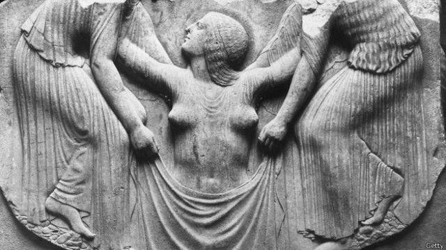 Colonización egipcia y semita en Grecia