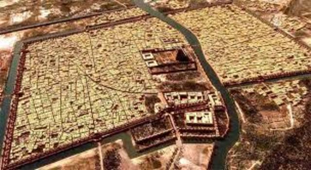 Saqueo, destrucción y reconstrucción de Babilonia