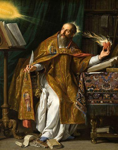 Concepción del tiempo - Padres de la Iglesia