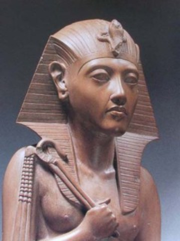 Primera faraón mujer
