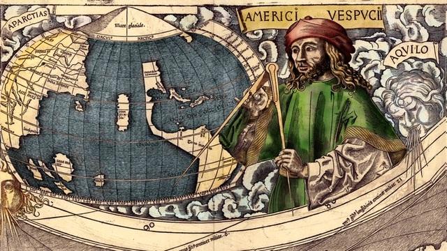 Amerigo Makes a Groundbreaking Discovery