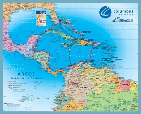 Columbus Explores Central America