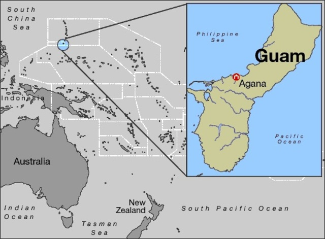 Magellan Discovers Guam
