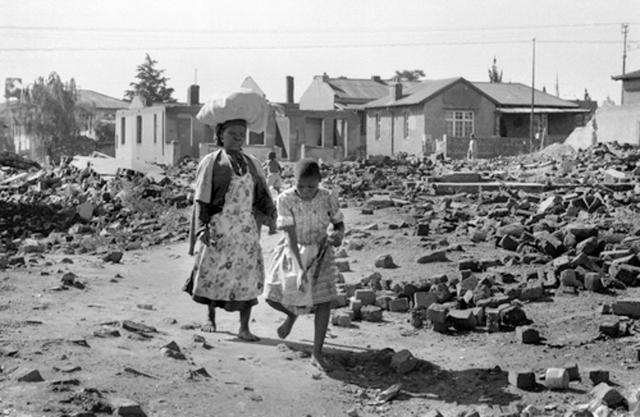 1954 Blacks Resettlement Act No 19