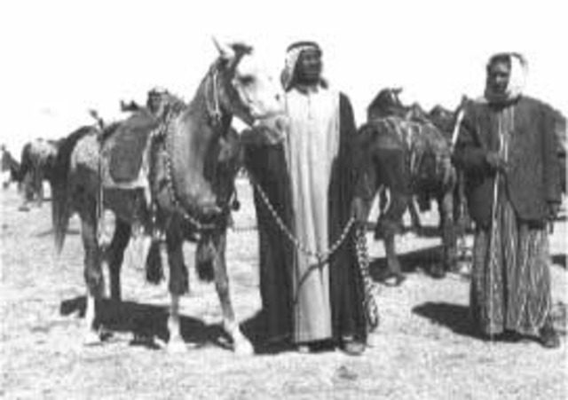 Muhammad leaves to live with uncle with Bedouin