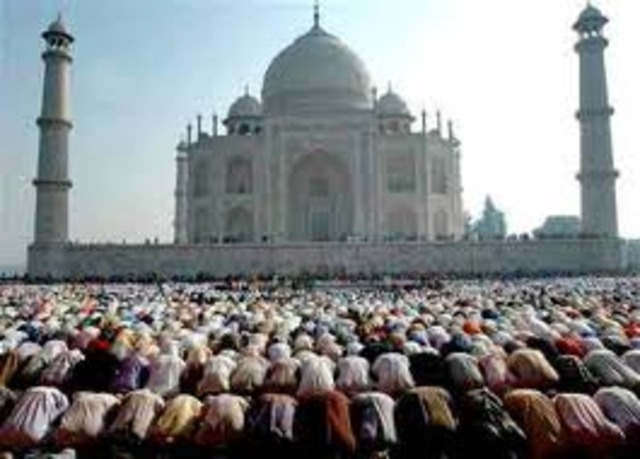 Everyone should Join Muslim