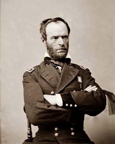 Sherman's reaches Savannah