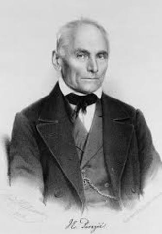 Johannes Evangelista Purkinje (1787-1869)