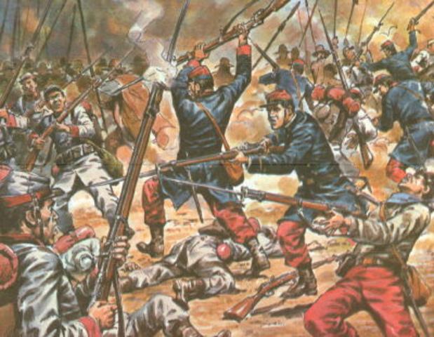 Guerra de los pasteles (Primera Intervención Francesa)