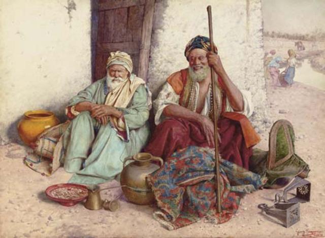 Muhhamad's work
