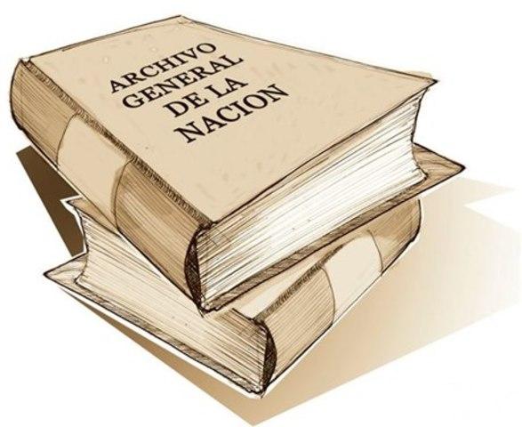 Nuevo reglamento para el Archivo General de la Nación