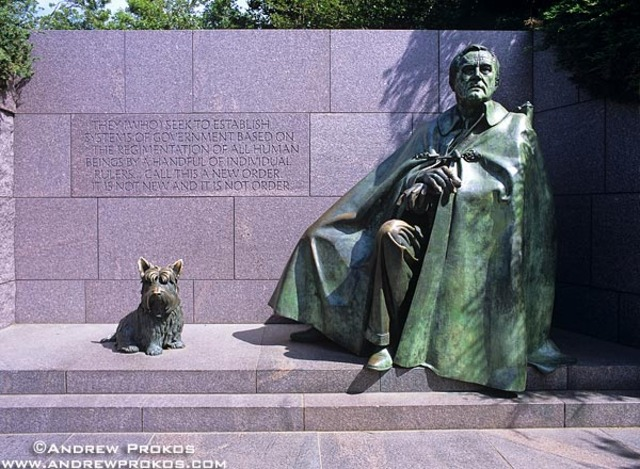FDR mournings