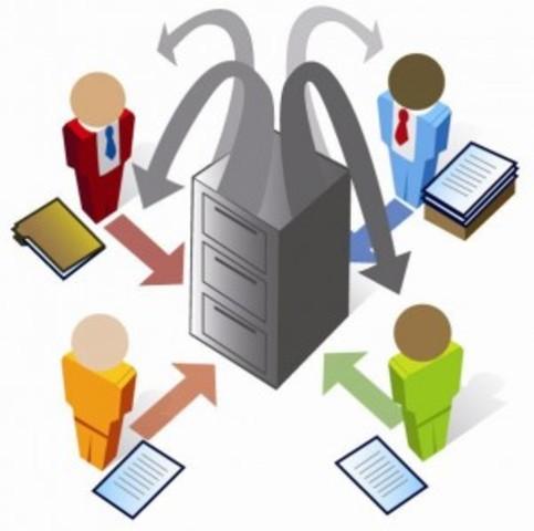 Mecanismo de baja de archivos de la administración pública