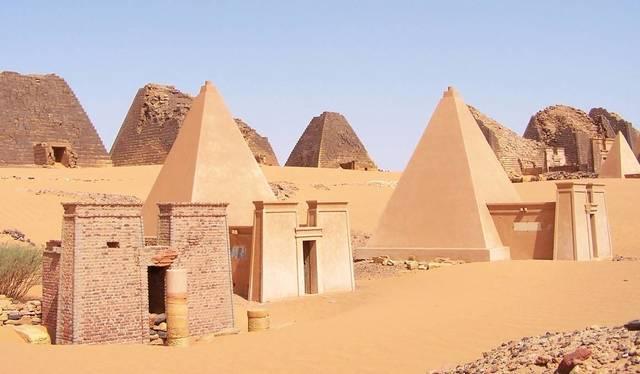 4.5: Kush: Kush's Conquest of Egypt