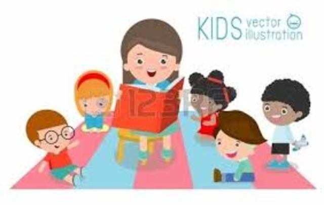 Mi primer día de clases en preescolar