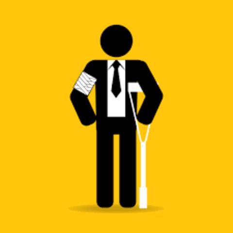 Indemnización a las víctimas de accidentes de trabajo
