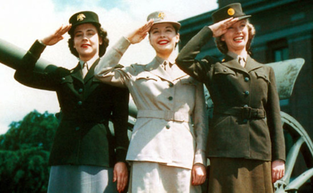 Women are Allowed to Join the Armed Forces