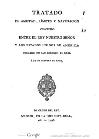 Tratado de San Lorenzo