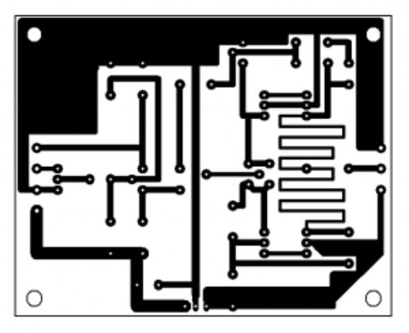 Primer circuito impreso
