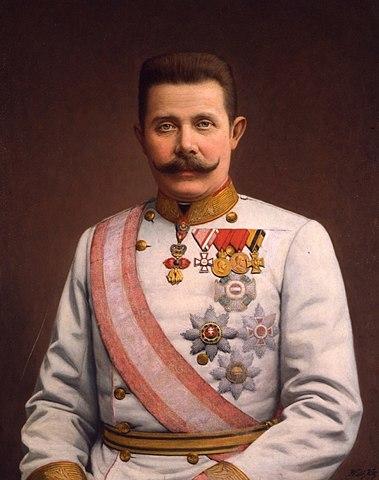Asesinato de el heredero al trono de Austria-Hungría