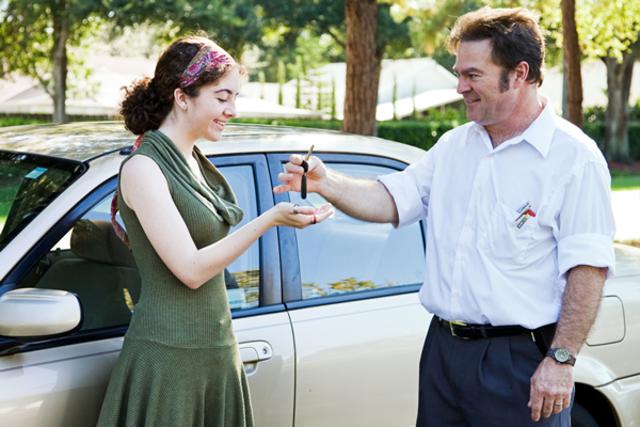 Getting a Car