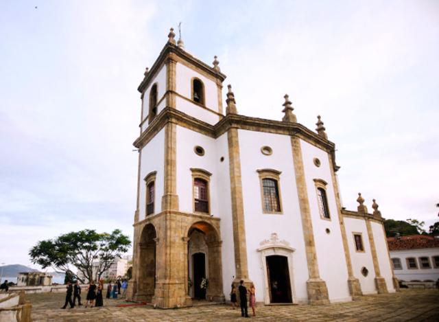 IGLESIA DE LA GLORIA - RIO DE JANEIRO