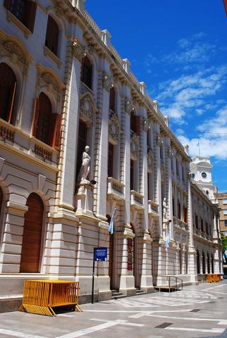 PALACIO DE LA LEGISLATURA - CÓRDOBA