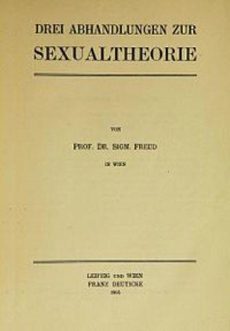 Tres ensayos para una teoría sexual.