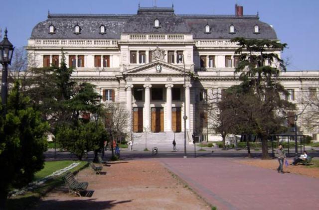 PALACIO DE LA LEGISLATURA - LA PLATA